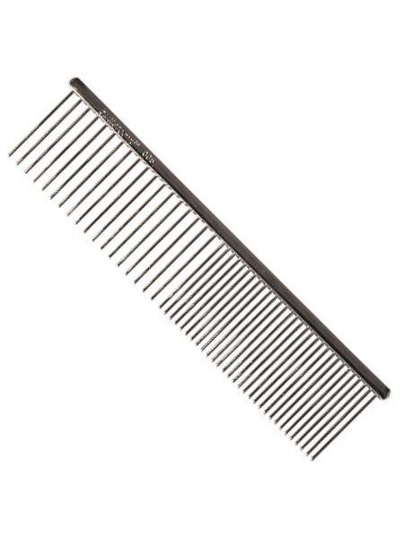 Расчёска-Планка Chris Christensen с частым / редким зубом 19 см (5 зуб / 8 зуб на 2,54 см) - cts