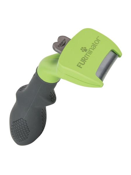 Инструмент для удаления подшерстка FURminator для длинношерстных собак, размер S