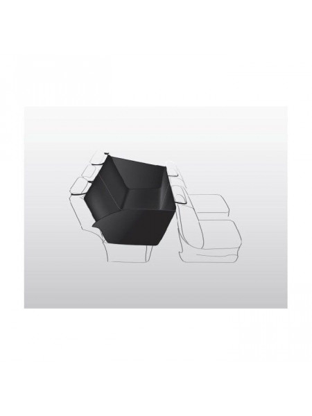 Автомобильная подстилка на сидение Trixie 1,50 x 1,35 м (нейлон)