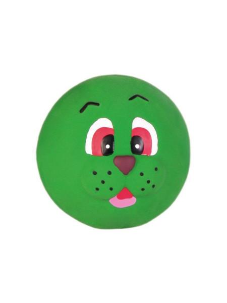 Игрушка для собак Trixie «Faces» с пищалкой d=6 см (латекс, игрушка в ассортименте)