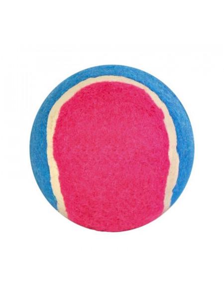 Игрушка для собак Trixie Мяч теннисный d=6 см (цвета в ассортименте)