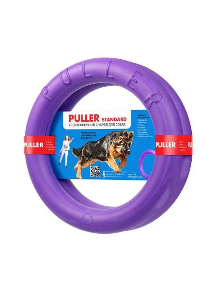 Игрушка для собак Collar Тренировочный снаряд «Puller Standard» (Пуллер) d=28 см, 2 шт. (вспененный полимер)