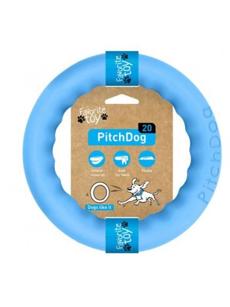 Игрушка для собак Collar кольцо для апортировки d= 20 см (пластик)