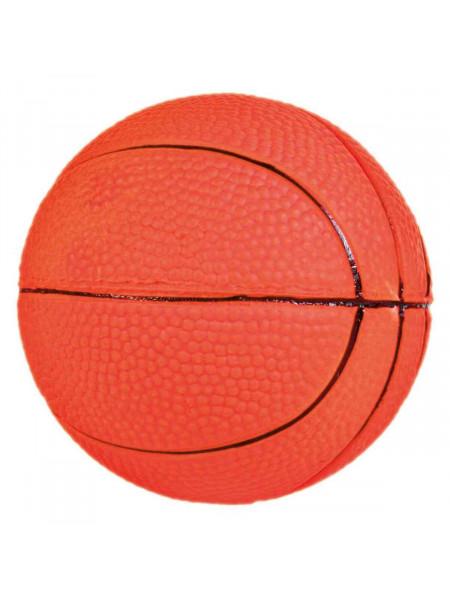 Игрушка для собак Trixie Мяч d=6 см (вспененная резина, цвета в ассортименте) - 3443