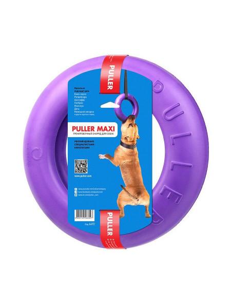 Игрушка для собак Collar Тренировочный снаряд «Puller Maxi» (Пуллер) d=30 см, 1 шт. (вспененный полимер)