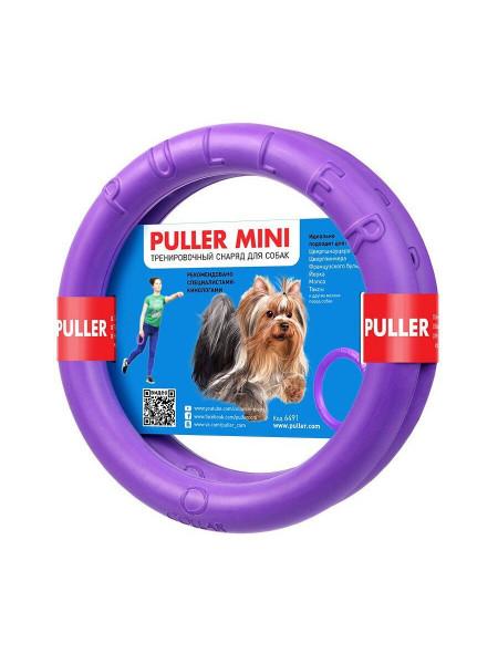 Игрушка для собак Collar Тренировочный снаряд «Puller Mini» (Пуллер) d=18 см, 2 шт. (вспененный полимер)