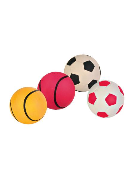 Игрушка для собак Trixie Мяч d=5,5 см (вспененная резина, цвета в ассортименте)