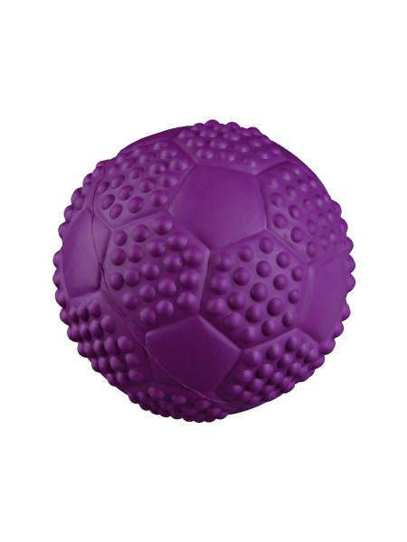 Игрушка для собак Trixie Мяч с пищалкой d=7 см (резина, цвета в ассортименте) - 34845