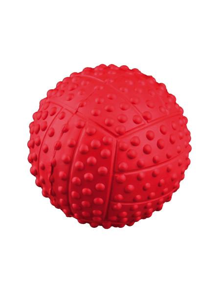 Игрушка для собак Trixie Мяч с пищалкой d=5,5 см (резина, цвета в ассортименте)