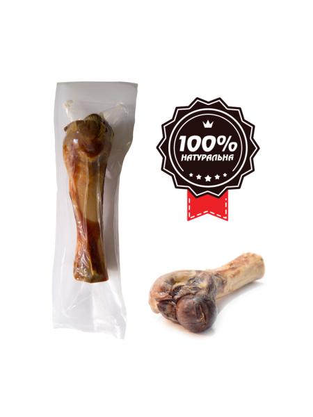 Лакомство для собак Alfa Spirit Ham Bone Half 16-17 см