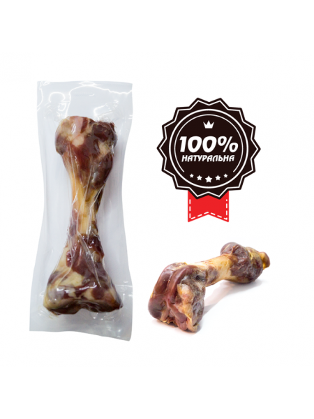 Лакомство для собак Alfa Spirit Ham Bone Standard 20 см