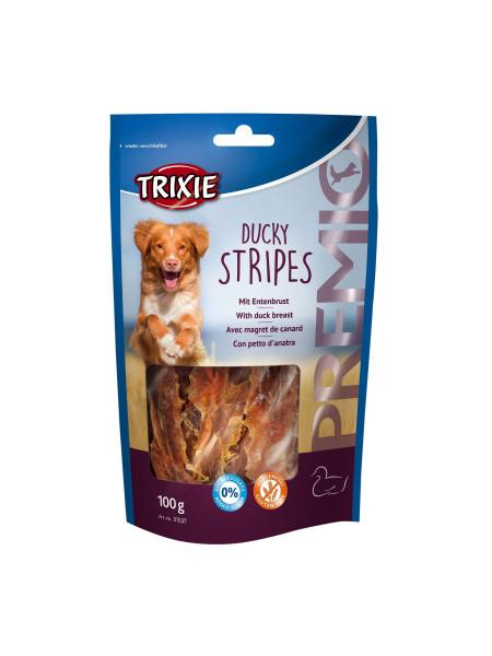 Лакомство для собак Trixie PREMIO Ducky Stripes 100 г (утка)