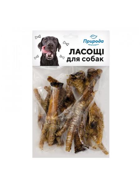 Лакомство для собак Природа Лапки куриные 100 г