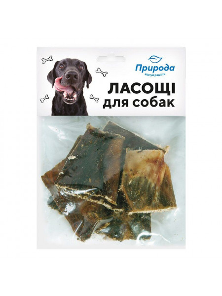 Лакомство для собак Природа Рубец 30 г