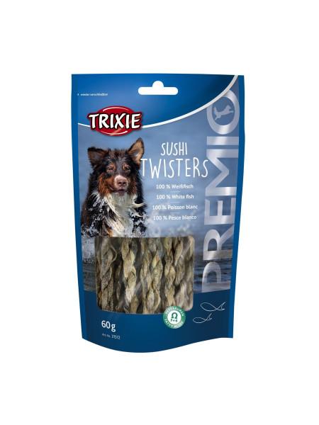 Лакомство для собак Trixie PREMIO Sushi Twisters 75 г (рыба)