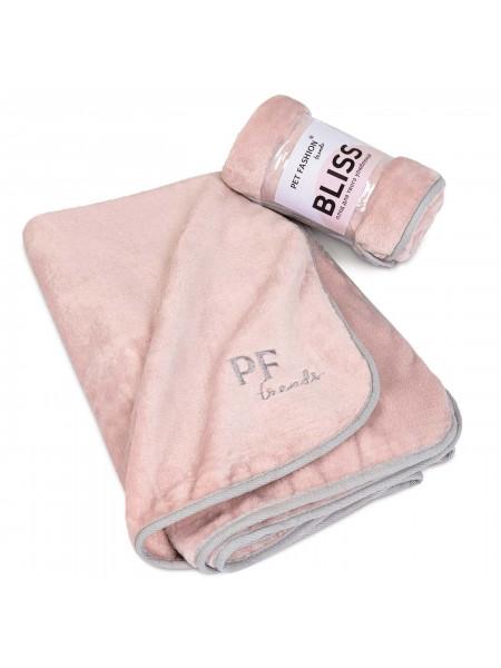 Плед Pet Fashion «Bliss» 77 см / 60 см (розовый) - cts