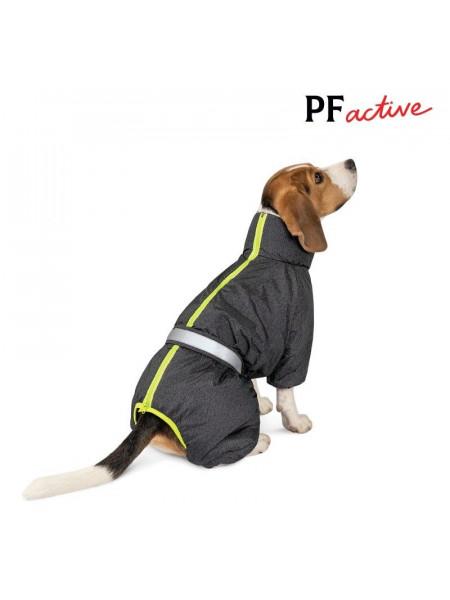 Комбинезон для собак Pet Fashion «Cold» M такса (серый)