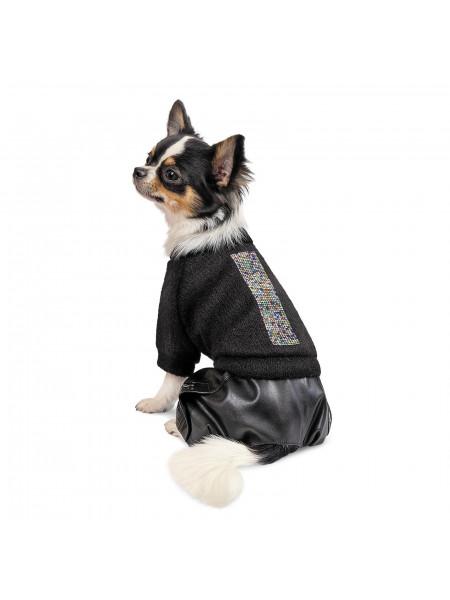 Костюм Pet Fashion Pet Fashion «Vogue» XS (чёрный)