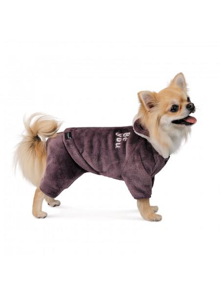 Костюм Pet Fashion «Alf» ХXS (сиреневый)