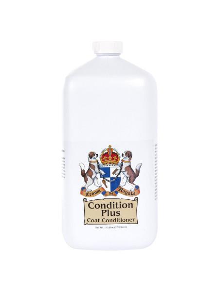 Кондиционер для кошек и собак Crown Royale «Condition Plus» 3,8 л, концентрат (для ухода за шерстью) - cts