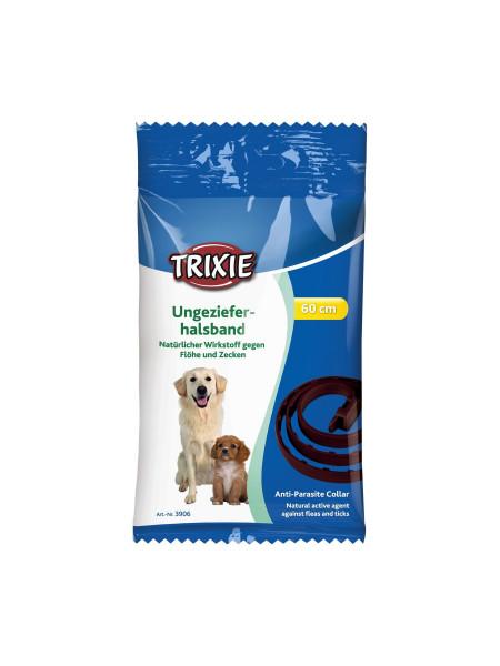 Био-Ошейник для собак Trixie 60 см (от внешних паразитов)