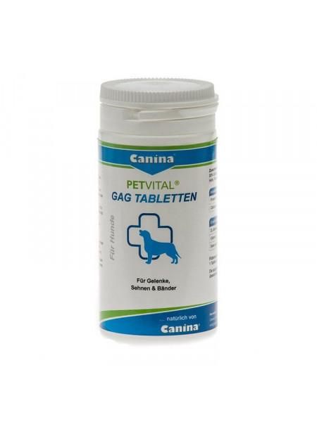 Витамины для собак Canina «PETVITAL GAG Tabletten» 90 таблеток, 90 г (для суставов)