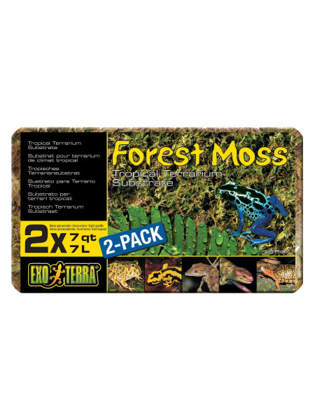 Наполнитель для террариума Exo Terra «Forest Moss» 7 л (мох)