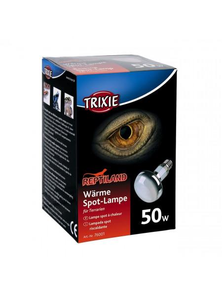 Рефлекторная лампа накаливания Trixie 50 W, E27 (для обогрева)