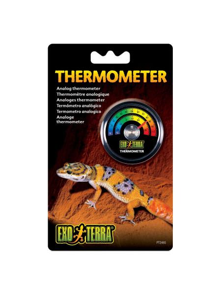 Термометр для террариума Exo Terra механический, с наклейкой