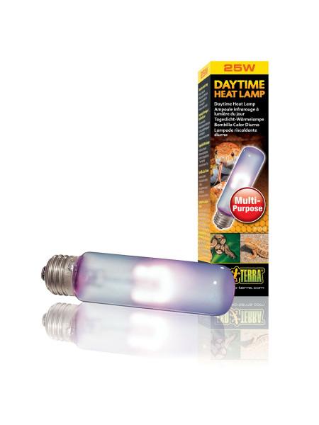 Лампа накаливания с неодимовой колбой Exo Terra «Daytime Heat Lamp» имитирующая дневной свет 25 W, E27 (для обогрева)