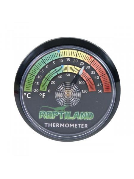 Термометр для террариума Trixie механический, с наклейкой d=5 см